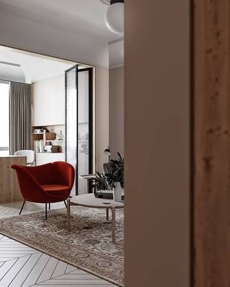 140平米三室两厅法式风格其他区域设计图