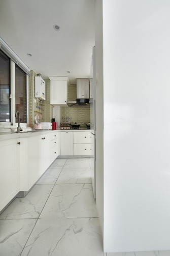 100平米三欧式风格厨房图片大全