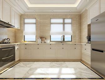 豪华型140平米别墅新古典风格厨房装修效果图