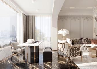 富裕型140平米三法式风格阳台欣赏图
