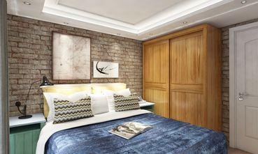 120平米别墅工业风风格卧室欣赏图