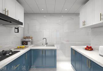 经济型80平米法式风格厨房装修案例