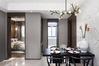 100平米三中式风格客厅装修案例