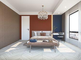 富裕型90平米一室两厅北欧风格卧室欣赏图