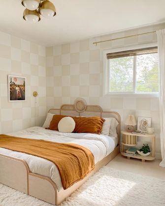 20万以上120平米三室两厅法式风格卧室装修案例