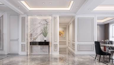 20万以上140平米复式美式风格客厅图