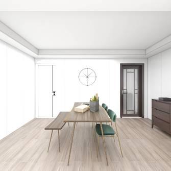 10-15万80平米北欧风格餐厅设计图