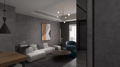 经济型70平米公寓港式风格客厅装修案例