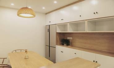 60平米日式风格餐厅设计图
