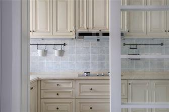富裕型三室一厅欧式风格厨房图片大全