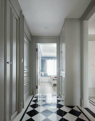 5-10万90平米三室两厅美式风格走廊装修图片大全