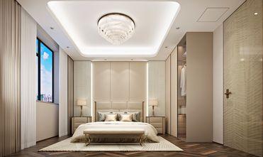 140平米别墅港式风格卧室图
