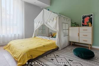 3万以下80平米三室两厅北欧风格青少年房装修图片大全