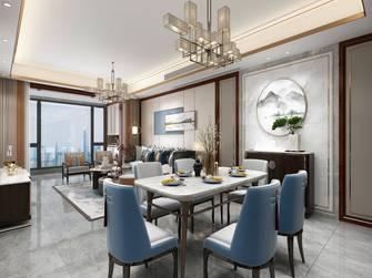 豪华型140平米三室两厅中式风格餐厅图片大全