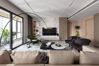 140平米四室三厅轻奢风格客厅装修效果图