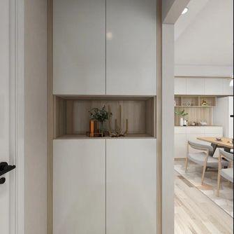 经济型110平米三室一厅北欧风格玄关效果图