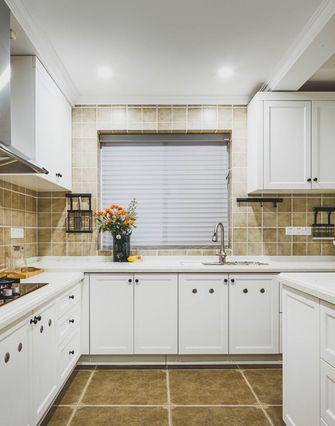 15-20万110平米三室一厅北欧风格厨房效果图