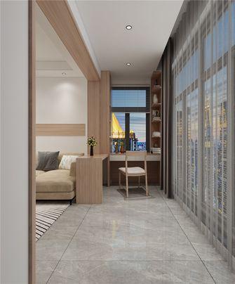 富裕型130平米四室两厅北欧风格阳台装修案例