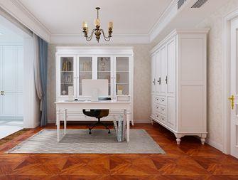 20万以上140平米四室两厅欧式风格书房装修效果图