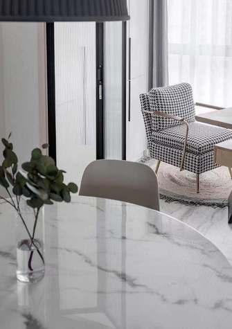 豪华型140平米四室两厅北欧风格阳台欣赏图