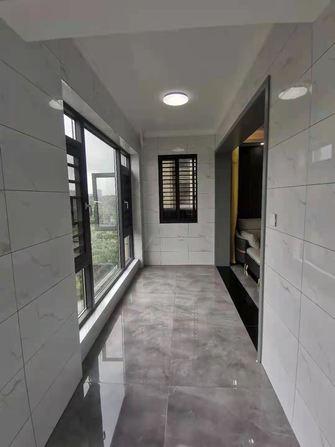 130平米四室两厅轻奢风格阳台图片大全