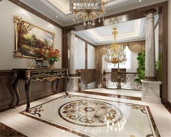 20万以上140平米别墅美式风格楼梯间设计图