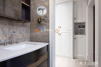 富裕型100平米三美式风格卫生间装修案例