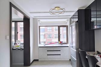 豪华型140平米三室两厅现代简约风格厨房图片大全