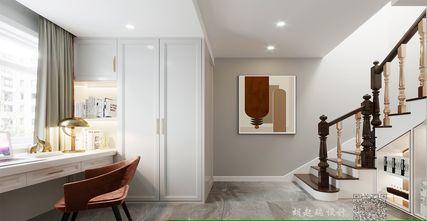 140平米四室两厅中式风格楼梯间图片