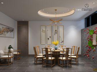 20万以上140平米中式风格餐厅设计图