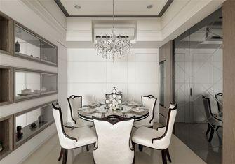 豪华型70平米新古典风格餐厅装修图片大全