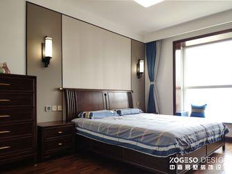 豪华型130平米三室一厅中式风格卧室欣赏图