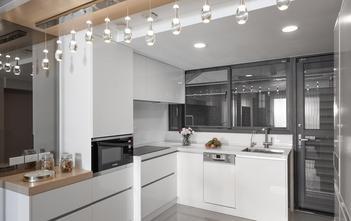 10-15万80平米三室两厅现代简约风格厨房装修案例
