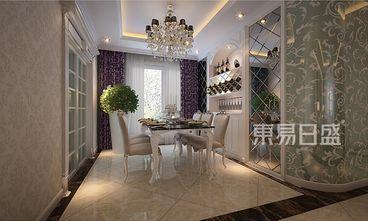 130平米三欧式风格客厅效果图