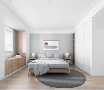 80平米三北欧风格卧室欣赏图