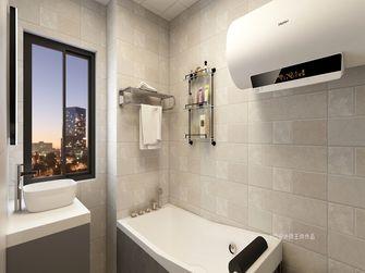 富裕型120平米三室两厅美式风格卫生间效果图