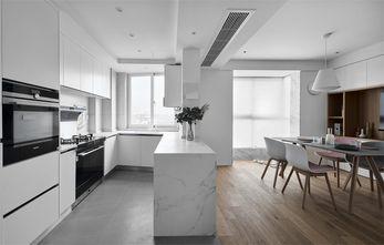 富裕型120平米三室一厅北欧风格厨房设计图