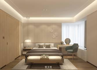 豪华型130平米四日式风格卧室效果图