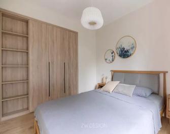 100平米日式风格卧室图片