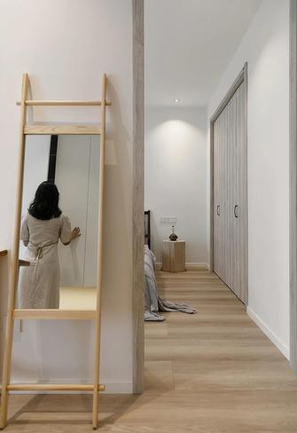 80平米三室两厅日式风格书房欣赏图