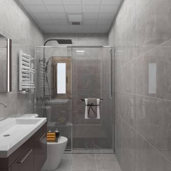 20万以上140平米中式风格卫生间效果图