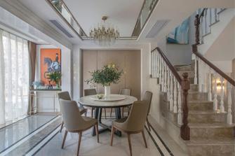 10-15万110平米三室三厅欧式风格餐厅装修效果图