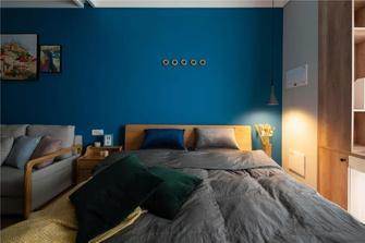 3万以下30平米小户型北欧风格卧室欣赏图