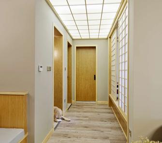 5-10万100平米三现代简约风格走廊效果图