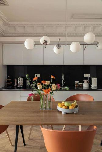 140平米法式风格厨房装修效果图