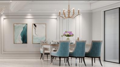 富裕型120平米四室两厅欧式风格客厅装修图片大全