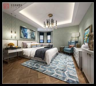 20万以上140平米别墅轻奢风格卧室装修效果图