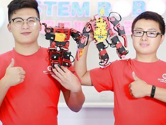 花样年华STEAM成才俱乐部·旗智机器人