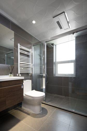 豪华型140平米复式日式风格卫生间图片大全