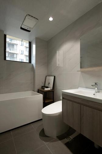 经济型120平米四室两厅新古典风格卫生间装修图片大全